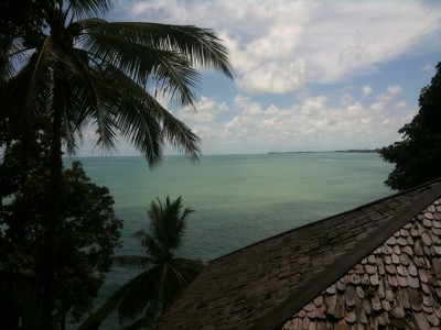 Baan Krating Balcony View
